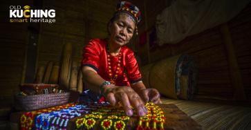 Beads of Sarawak
